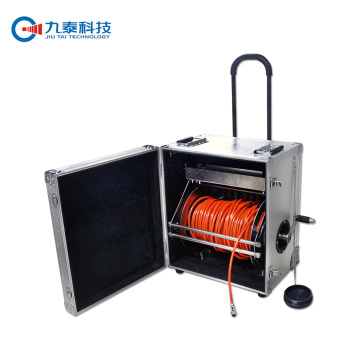 Rotable Inspection Camera For Long Tube