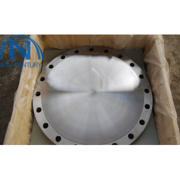 Stainless steel EN1092-1 flange