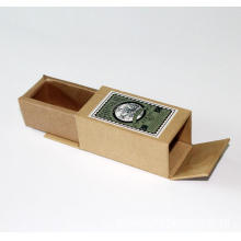 Kraft Drawer Style Essential Oil Cardboard Packaging Box