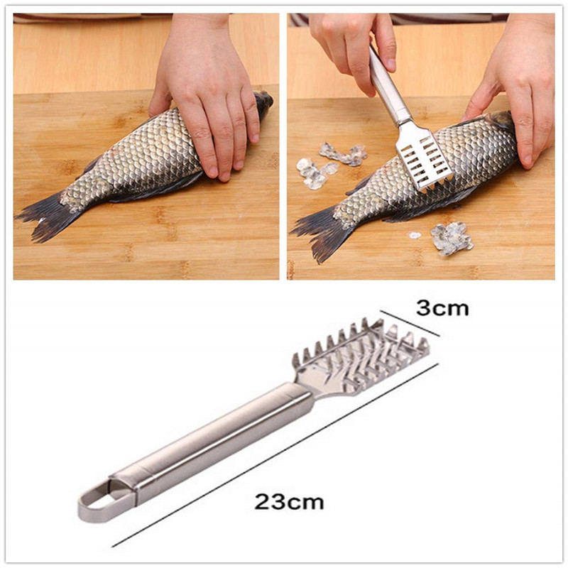 Food Grade Stainless Steel Fish Scale plane