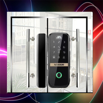 Smart Lock for Glass Door