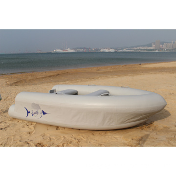 Versatile inflatable speed Boat