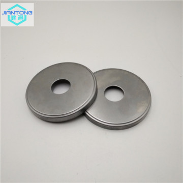 stainless steel deep drawn cover for industrial use