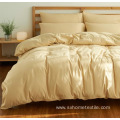 fitted sheet with solid color