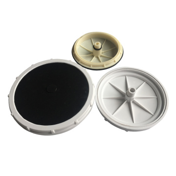 Plate Fine Bubble Disc Air Diffuser For Aquaculture And Fisheries
