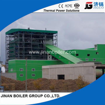 130t/H Combined Grate Biomass Fired Boiler