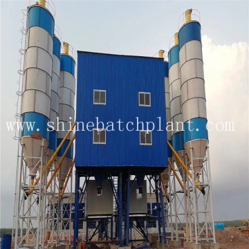 Ready Mixed Concrete Batch Plant 60