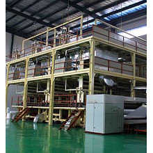 HIgh speed non woven machine
