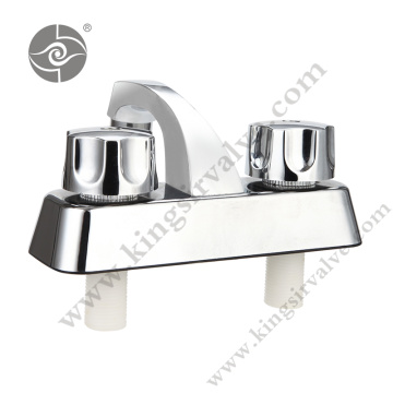 Brass body with zinc alloys Faucets