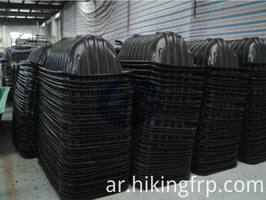 Sewage Storage Tank With PE