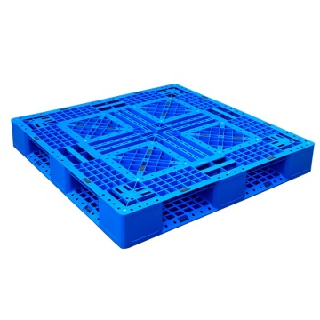 Six Runners Bottom Support Plastic Pallet Injection Moulds