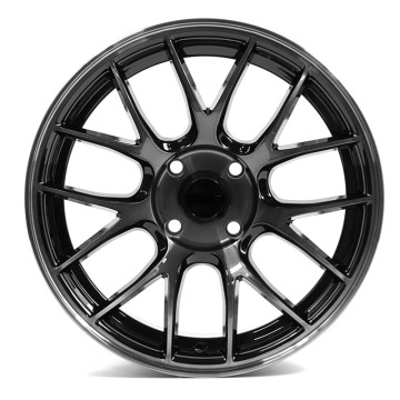 Matte Black 15inch alloy wheel Tuner