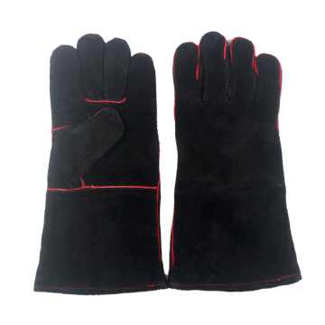 Leather Flame Retardant Welding Gloves