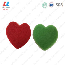 Heart shape style bathing product