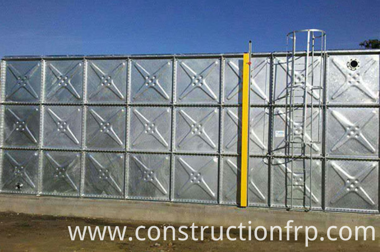 Galvanized Steel Storage Tank