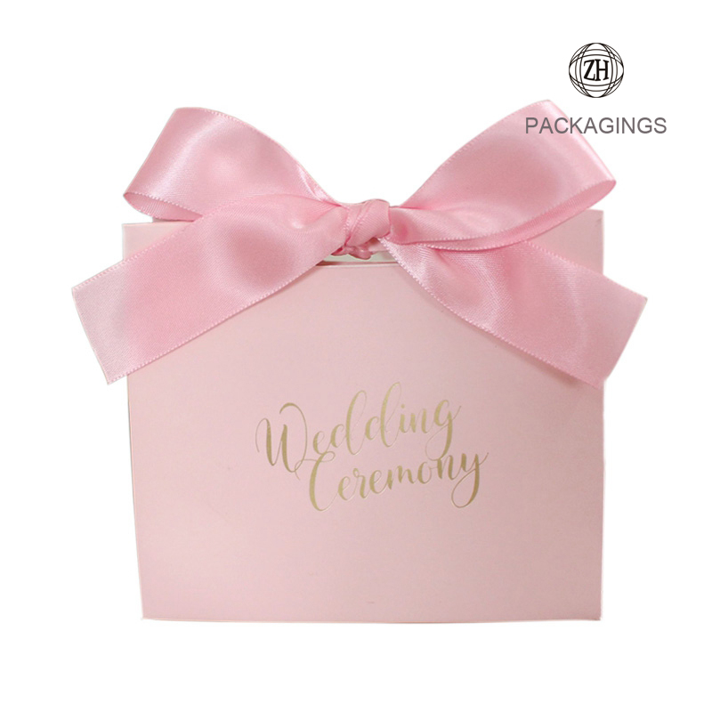 Romantic small wedding candy bag wholesale