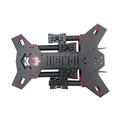 H4 Folding Carbon Fiber Quad Copter Frame