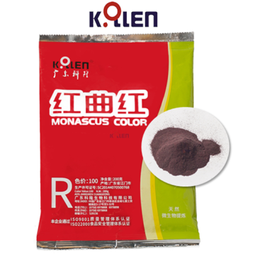 Monascus Red pigment food additive ingredient