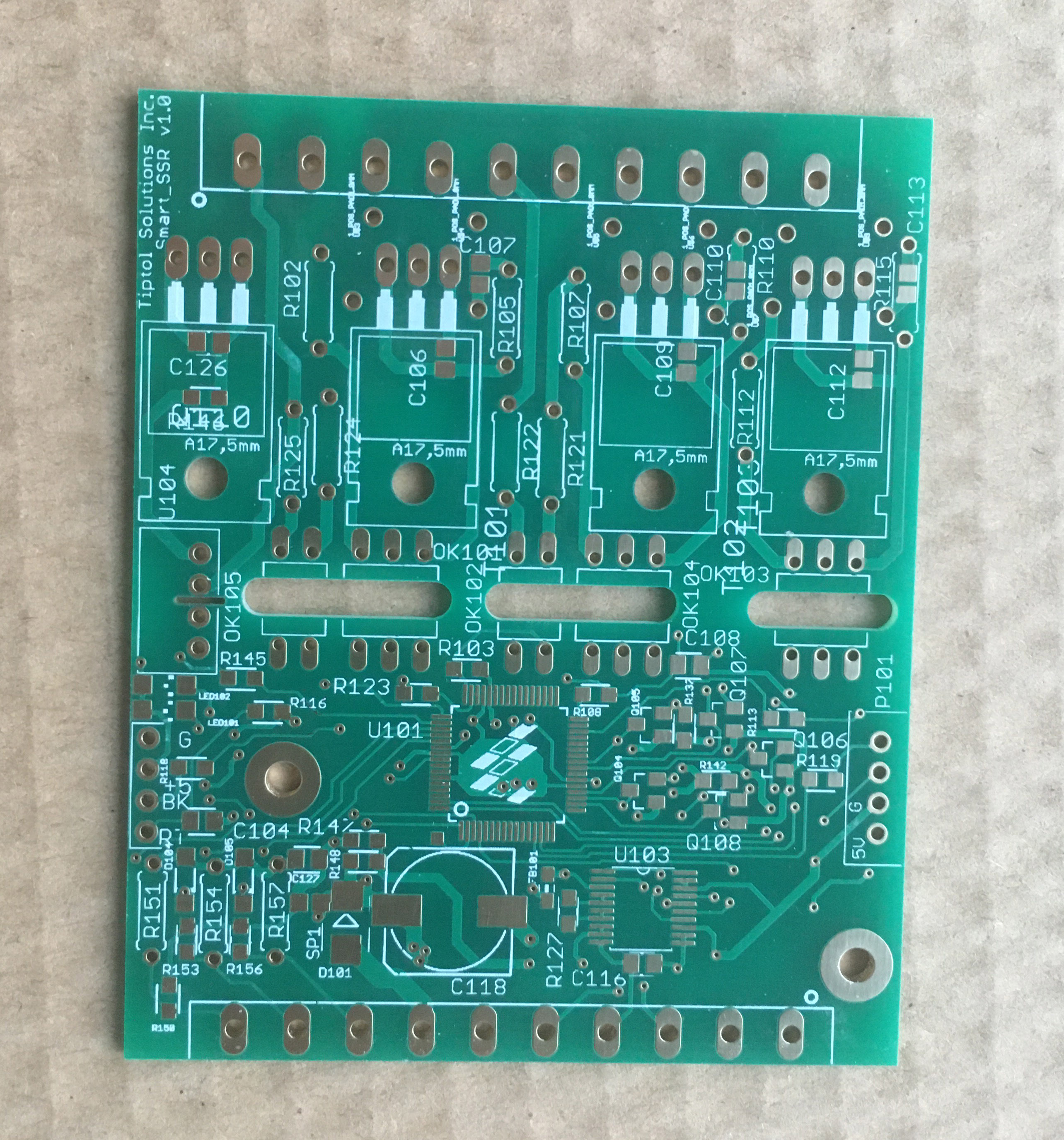 ENEPIG PCB and HASL