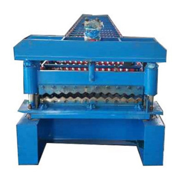 Corrugated Roofing Sheet Panel Roll Forming Machine