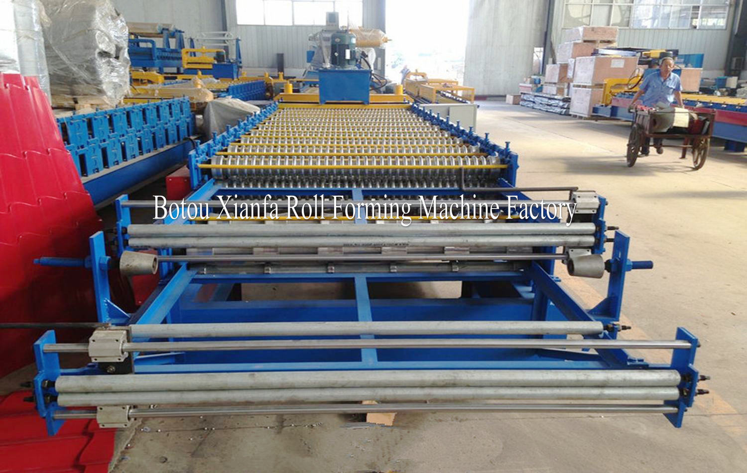 roll forming machine Georgia