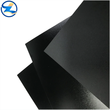 Colorful pp rigid films acrylic sheet for packing