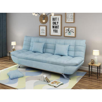 Leisure Sofa Bed Light Blue