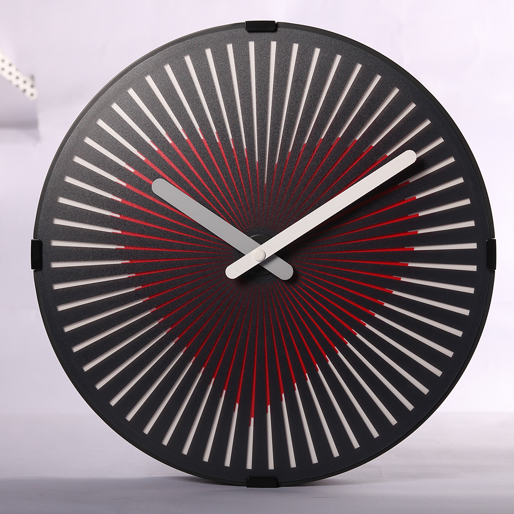 Heart Moving Wall Clock