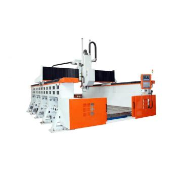 Wood Mould CNC Router Making