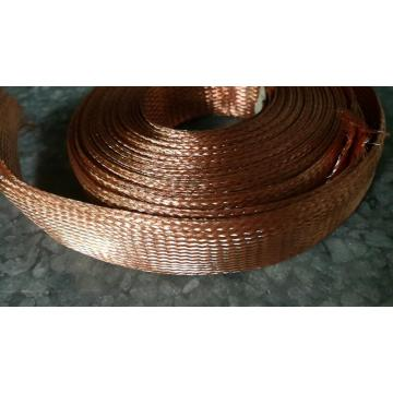 1/2'' Heat Resistant Copper Braided Sleeving