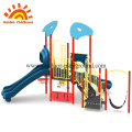 Ocean Simple Kids Outdoor Playground Equipment For Sale