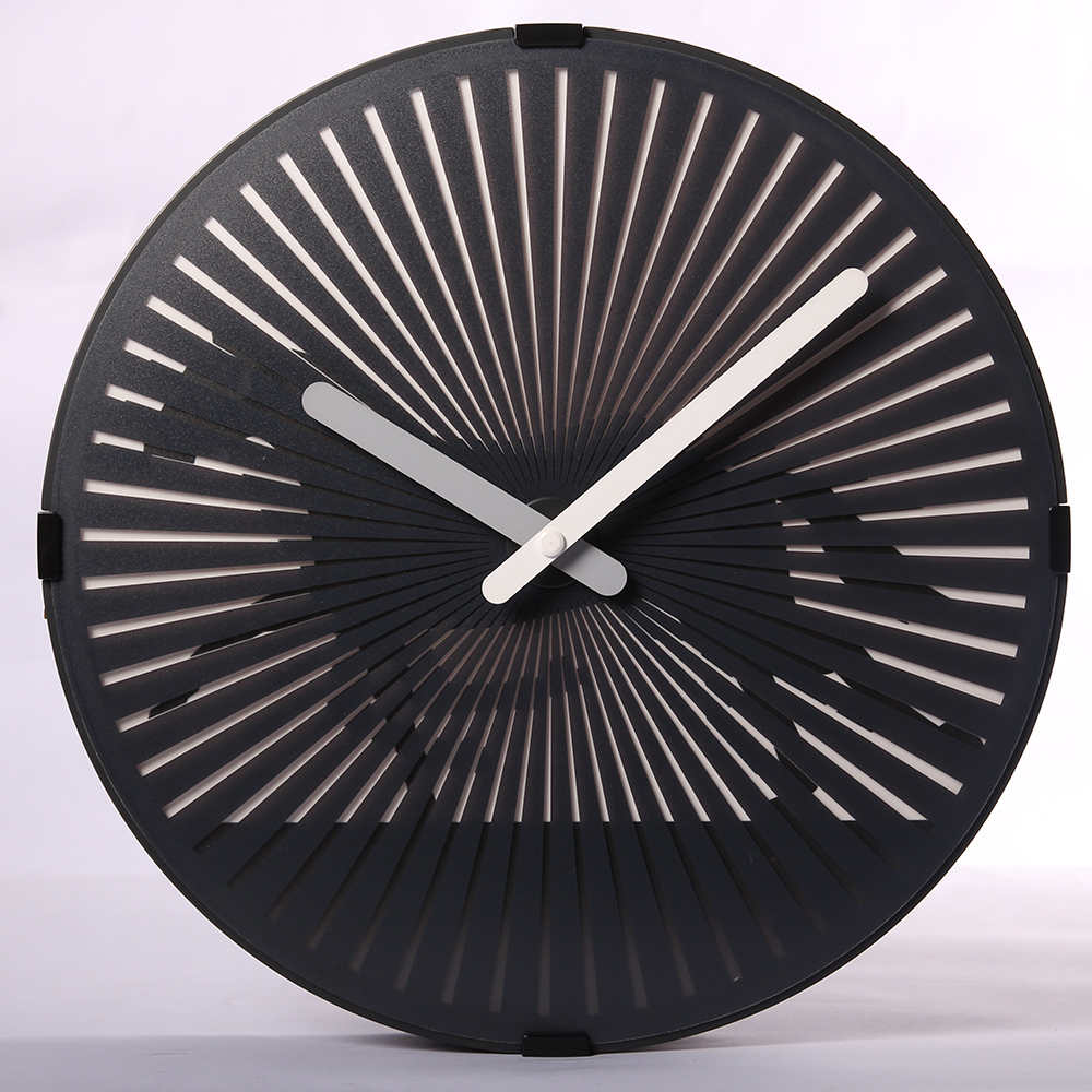Motion Wall Clock- Galloping Horse
