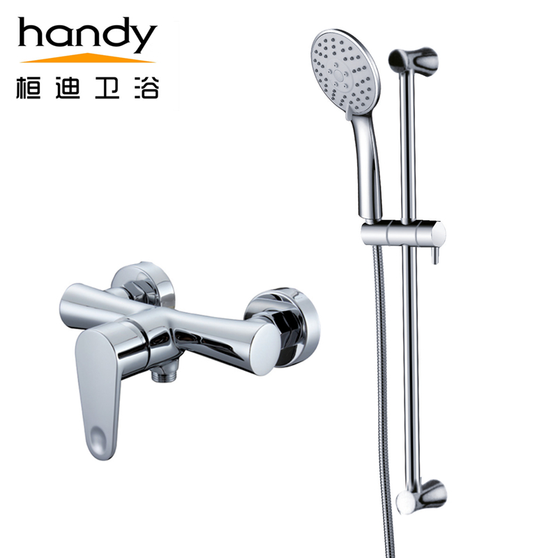 Shower Mixer Faucet with Hand Shower