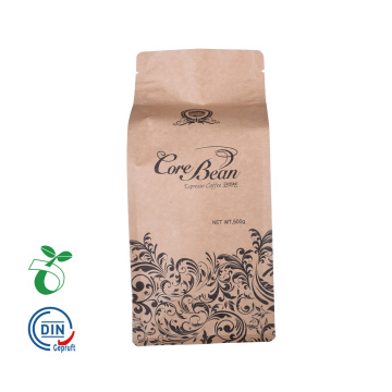 Recyclable Zip Lock Sealing bag Coffee Beans