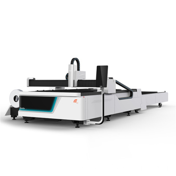 High precision metal fiber laser cutting machine