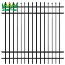 metal fence panels price