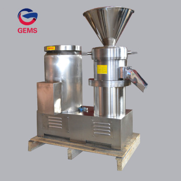 Soybean Grinder Cacao Bean Butter Grinding Machine