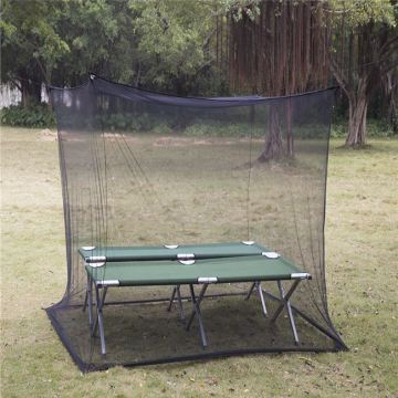 wholesale quadrate web based gazebo mosquito netting