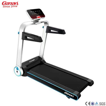 Motorized Treadmill Foldable Gym Cardio Machine