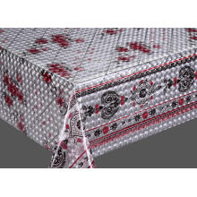 3D Embossed Printed Table Covers