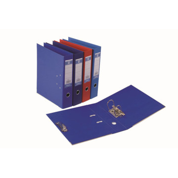 Cheap A4 PP Lever Arch File blue