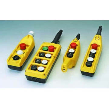 Wireless Remote Control for Cranes