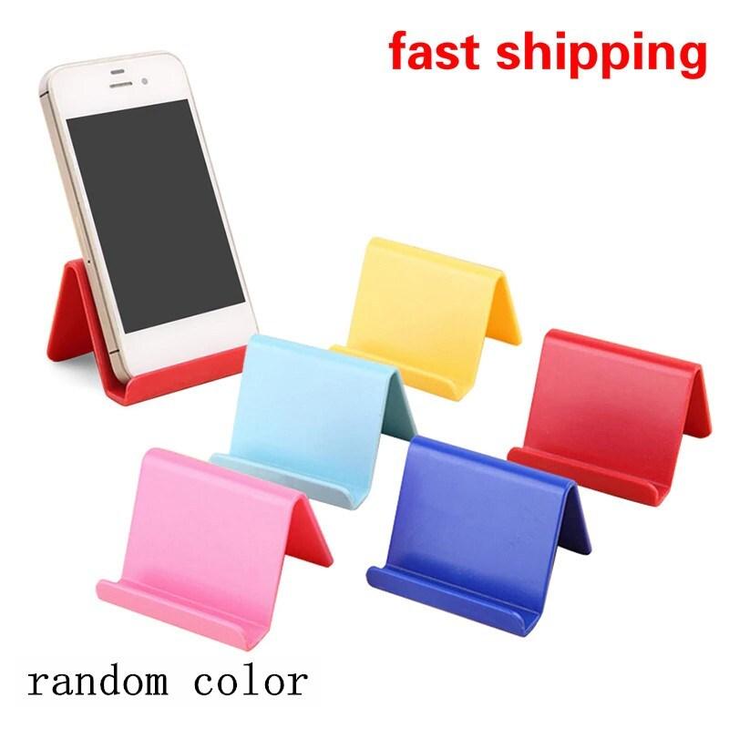 Mini Portable Mobile Phone Holder Desktop Stand Candy Fixed Holder For Xiaomi Iphone Держатель Для Телефона