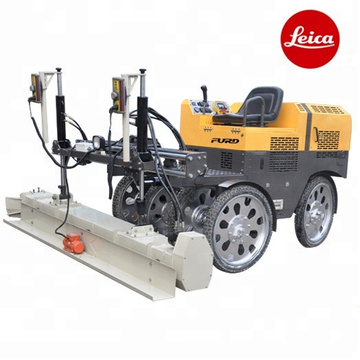 NEW Six Wheel Concrete Laser Screed For Sale (FJZP-200)