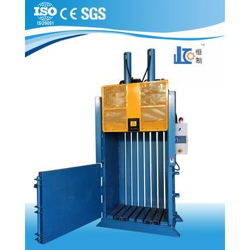 Good quality hydraulic baler machine for waste paper