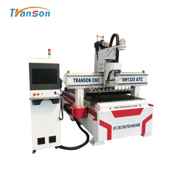 TSW1325 ATC CNC Router for Wood Working