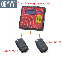 QBYYY Newest 030 Digital Counter Remote Master Frequency Display Remote Control Duplicator/copier with 2pcs remote keys