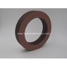 Annulus shape BD polishing wheel for Glass machine