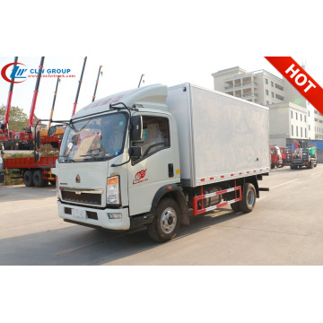 Brand New SINO HOWO 21m³ Cold Storage Truck