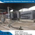 waste tire recycling to oil by pyrolysis